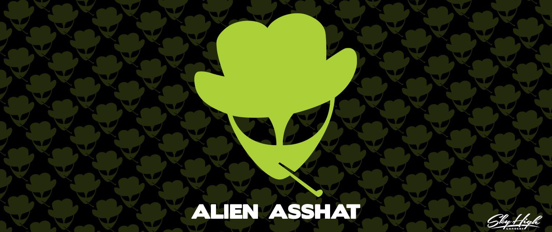 Alien Asshat Hybrid Strain